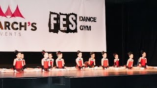ARETHA FRANKLIN - Respect/Anna Sologub Dance School