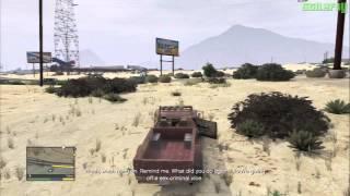 GTA 5 - PS3 - Bail Bond #1 - Quarry