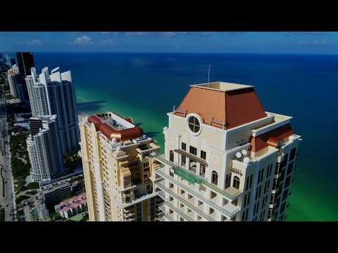 Mansions at Acqualina Communtiy Video Thumbnail