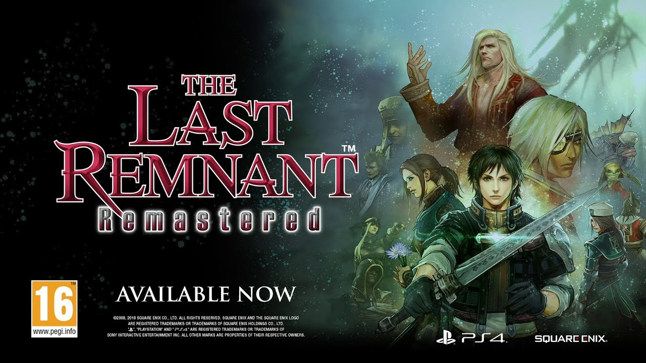 Trailer di The Last Remnant Remastered