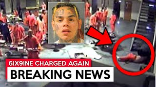 6ix9ine WILL NEVER BE RELEASED after he did this...