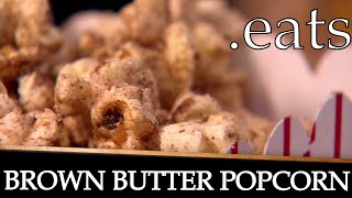 Professional Chefs Best Popcorn Recipe!