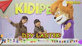 DIY Lastik | Erissa & Qistina | Kidipedia S2 Ep7