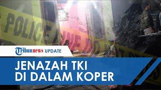 Kematian TKI Afryani, Mayat Dalam Koper di Mekkah, Keluarga Dikabari Afryani Sudah Dikubur