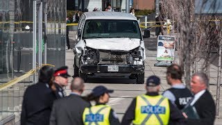 Toronto police on Const. Ken Lam, officer who arrested van attack suspect