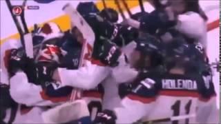 Video Tí Oní- Slovensko (hokejová hymna) MS 2015