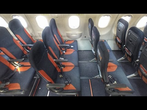 FLYING EASYJET with new(ish) seats
