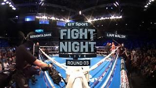 Fearsome Gervonta Davis stops Liam Walsh | 360 Virtual Reality Boxing BT Sport