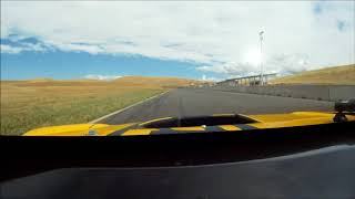 TracKing TT01 Reno SCCA Time Trials Thunderhill West Sets Fastest Lap
