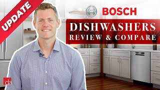 Bosch Dishwasher: Ascenta, 100, 300, 500 and 800 Series [UPDATED]