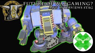 Is this the future of Wargaming? AoW Interviews STAG (Southern Trans-Atlantic Gaming )