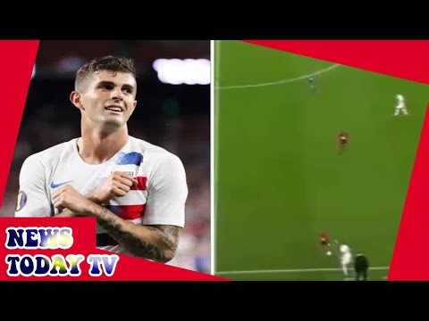 Did you see Christian Pulisic's 'filth' nutmeg during USA win? Chelsea fans will love this