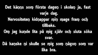 Fronda - Underbar Lyrics HD