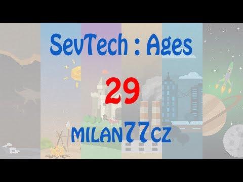SevTech : Ages - E29   Coke Oven, Blast Furnace   AGE 3