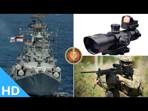 Indian Defence Updates : 17000 LMG Deal Israel,12000 Sights For SIG-716,ISRO RISAT-2B Mission