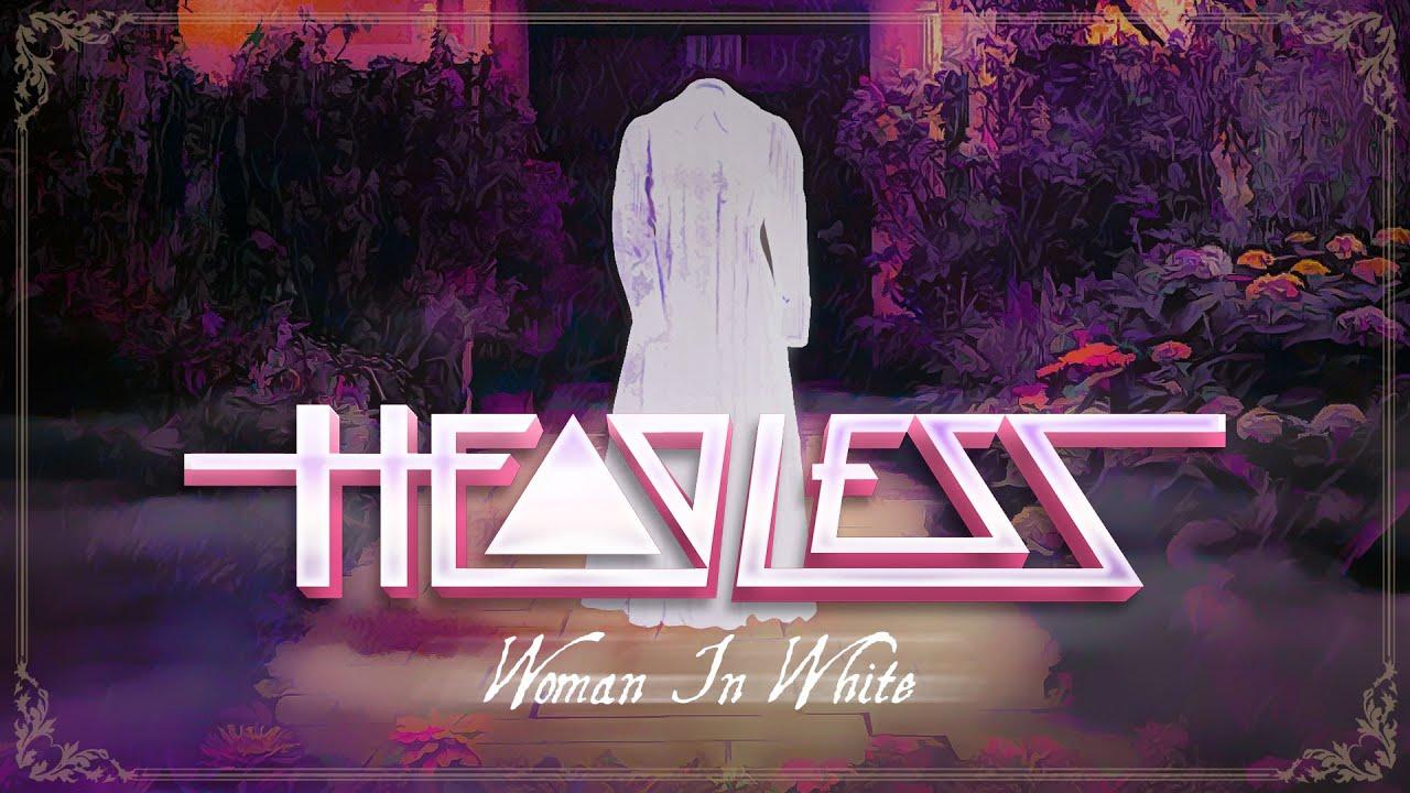 HEADLESS - Woman In White