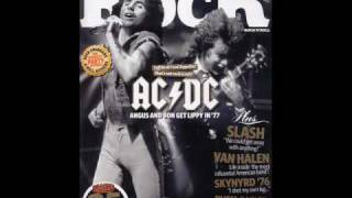 Baby Please Don't Go - AC/DC live in 1977