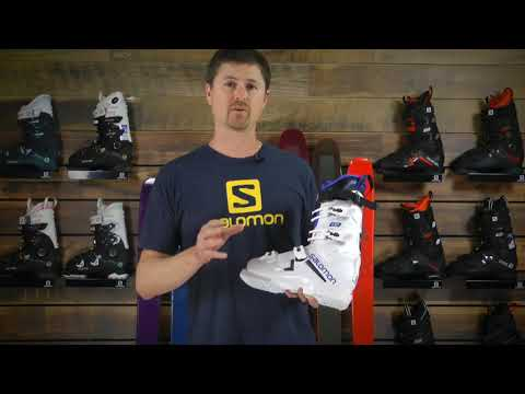 Salomon S Max 130 Ski Boots- Men's 2019 Review