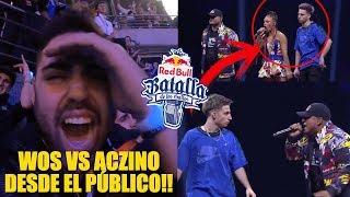 ¿FUE TONGO? WOS vs ACZINO *LA MEJOR BATALLA DE LA INTERNACIONAL 2019*