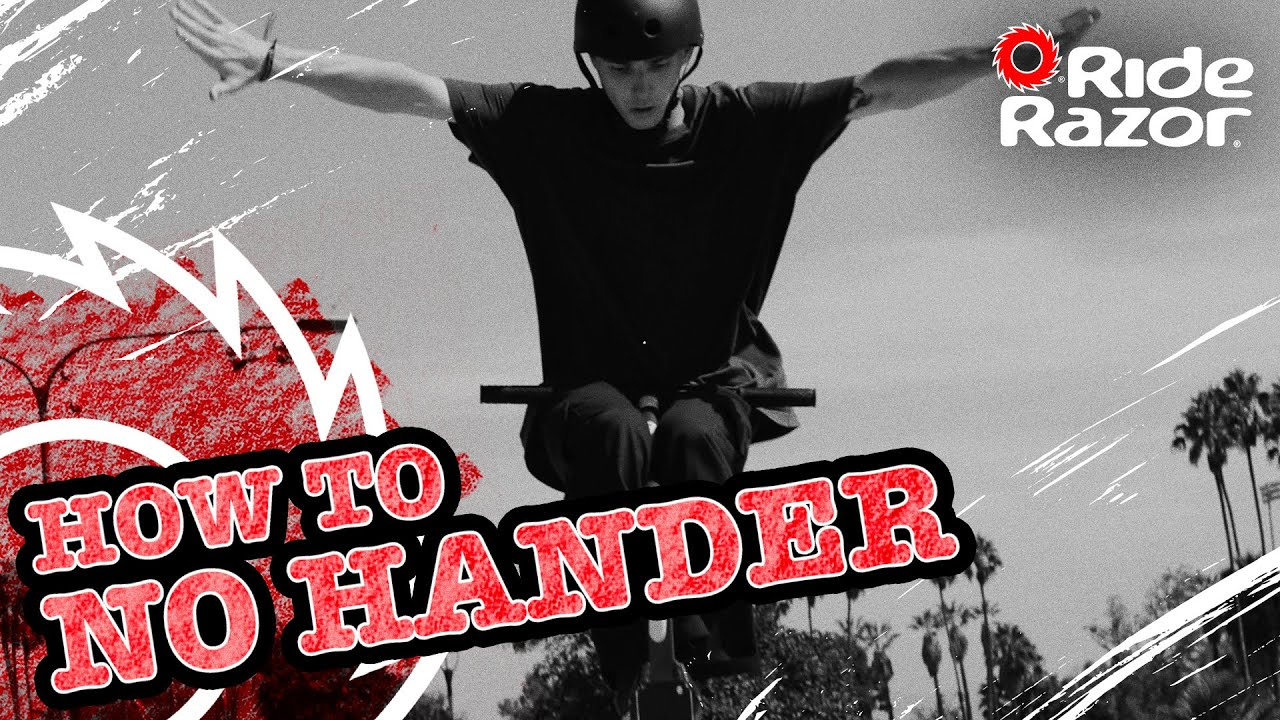 How To Do A No Hander