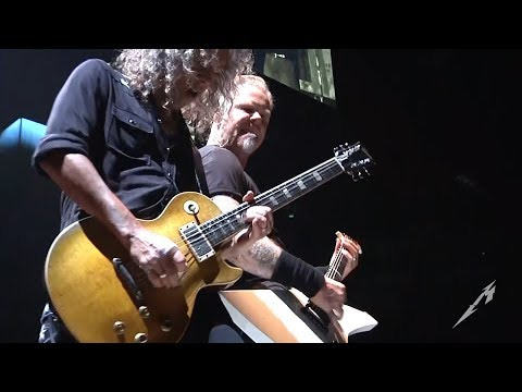 Metallica: Halo On Fire (London, England - October 22, 2017)