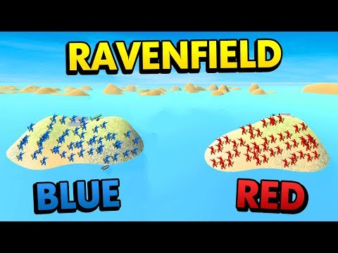 BLUE ISLAND vs RED ISLAND IN RAVENFIELD (Ravenfield Funny Gameplay) -  Музыка для Машины