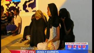 Deadly Journeys : seven migrants suffocate in Libya
