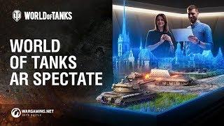 World of Tanks AR Spectate