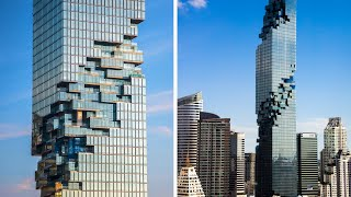 World's Weirdest Looking Skyscrapers