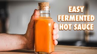 How To Ferment And Make Your Own Hot Sauce, Easily