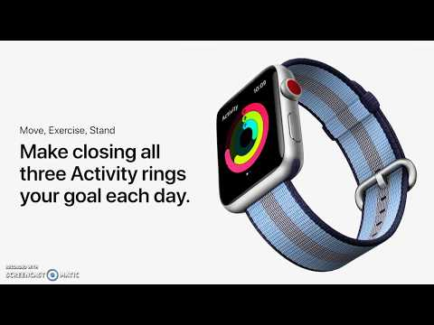 Apple Watch Series 3 - some thoughts 21 Sep 17