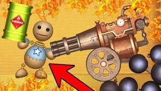 POZNAJCIE ZIOMECZKA! | Kick The Buddy (All Firearms Weapons) #1