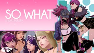 「LimS™」▸ SO WHAT | Multifandom MEP