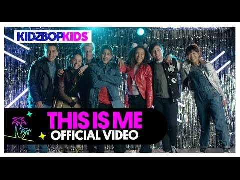 KIDZ BOP Kids - This Is Me (Official Music Video) [KIDZ BOP 39] - KIDZ BOP