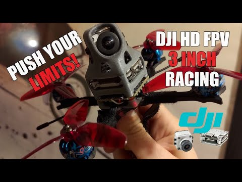 Racing with HQ 3x1.8x3 on 4S