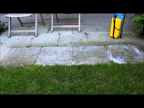 Terrasse reinigen vier Produkte im Test - NewWonder555