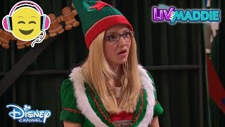 Gambar cover Liv and Maddie | Christmas! | Official Disney Channel UK