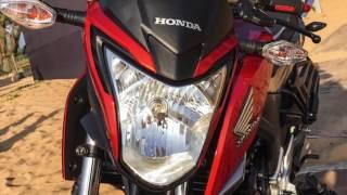 HONDA CB160F - Precio y Carateristicas - Price and Features