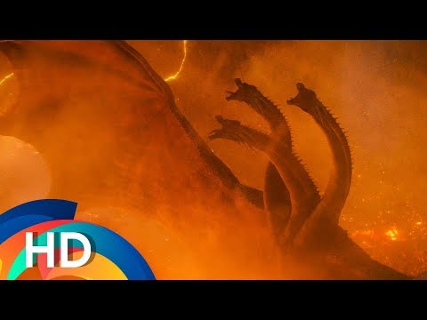 #3 Godzilla Kings of Monster (2019) - Vua Quái Vật - Phim Quái Vật Tận thế