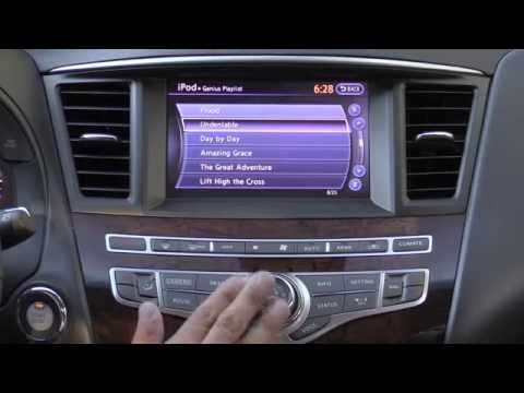 2014 Infiniti Infotainment & Navigation System Review