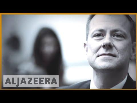 🇺🇸 FBI agent fired over 'anti-Trump texts' | Al Jazeera English
