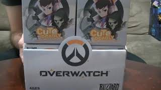 Unboxing Cute But Deadly Series 3 - Overwatch Edition