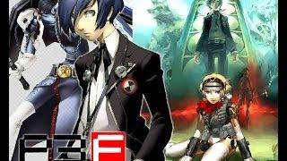 Persona 3 FES The Answer ALL CUTSCENES