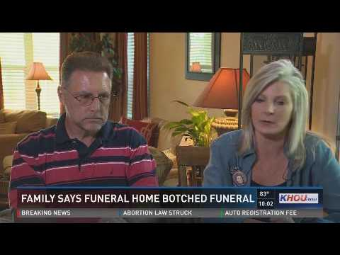 Family says funeral home switched daughter's casket