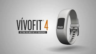 vívofit 4: Getting the Most Out of Your Device