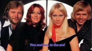 Abba- ONE MAN ONE WOMAN (lyrics)- Bich Thuy- Diamond Jan 07 2013