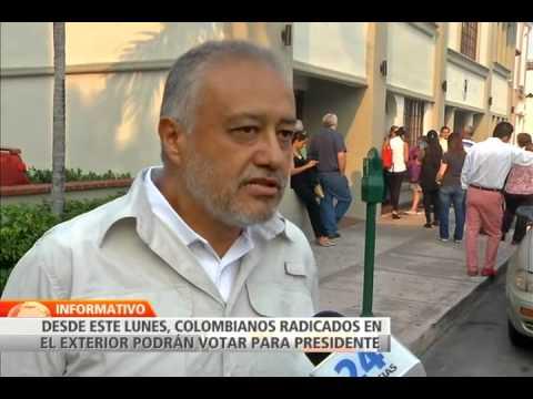 Activista colombiano en Florida pide salir a votar y no seguir el ejemplo venezolano