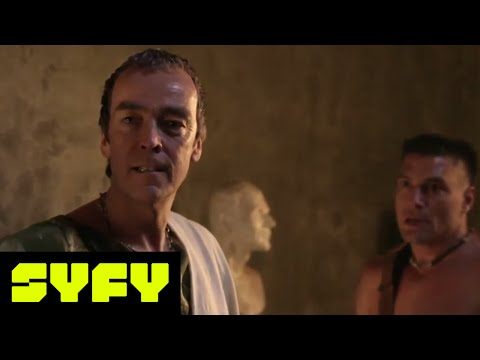 """Spartacus - Blood and Sand: """"Legends"""" Sneak Peek 
