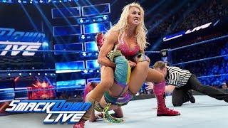 Asuka vs. Charlotte Flair - SmackDown Women's Championship Match: SmackDown LIVE, March 26, 2019