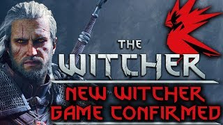 CD PROJEKT RED Confirms There Will Be A New Witcher Game But It Won